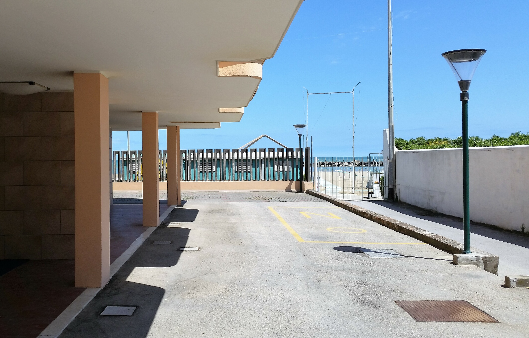 Residence Rainbow a due passi dal mare